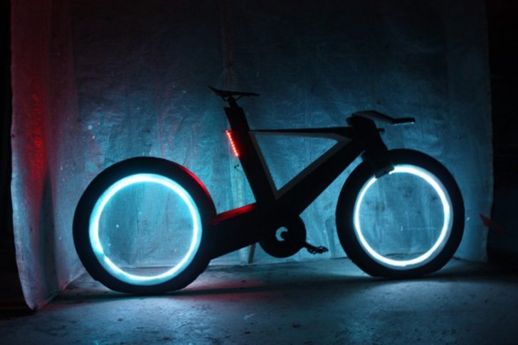 Behold the commuter bicycles of tomorrow