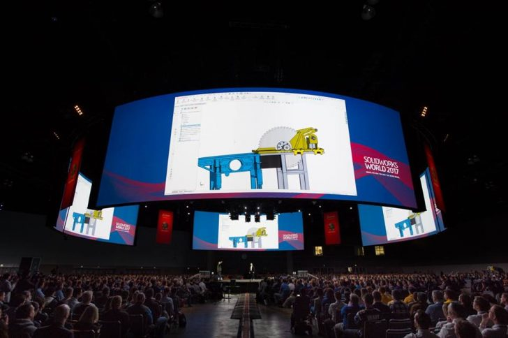 Live from Los Angeles: The SOLIDWORKS World 2018 Webcast