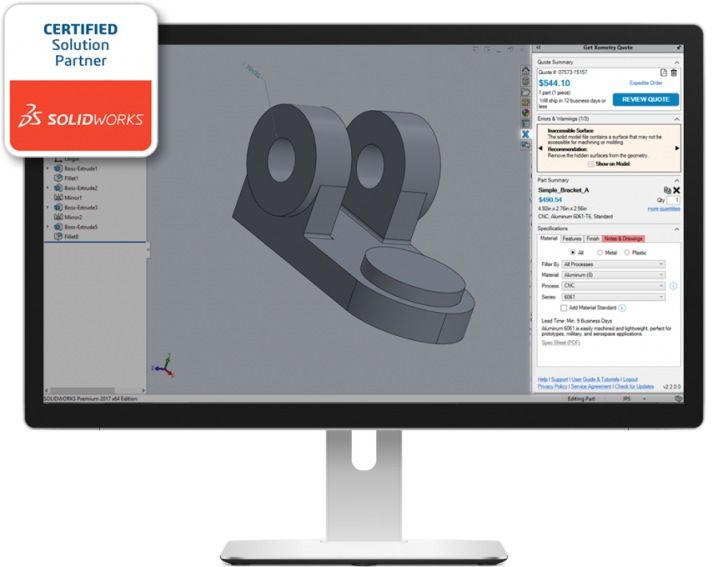 Xometry Provides Expert Comparison of Additive and Subtractive Manufacturing at SWW18