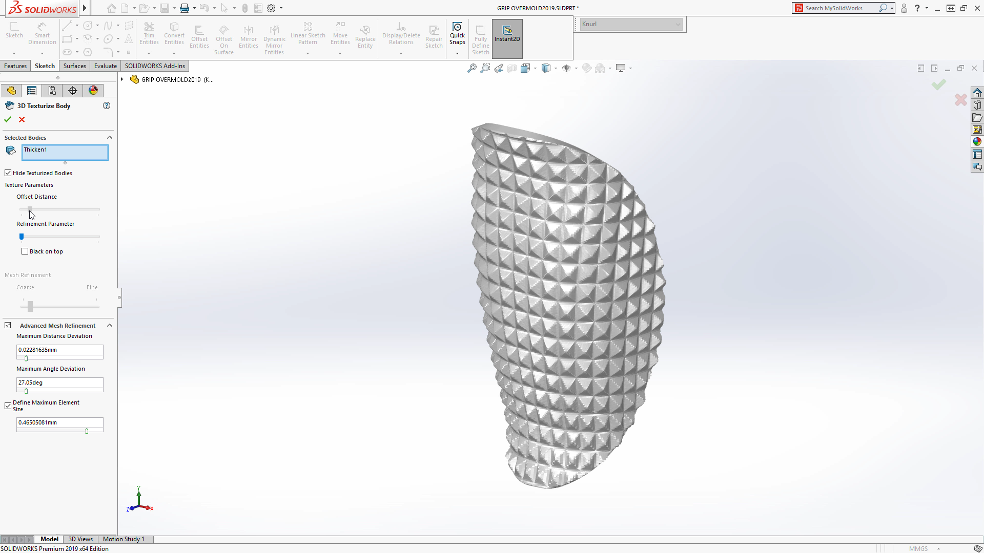 Image result for solidworks 2019 texture