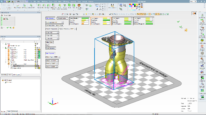 Introducing 3DXpert for SOLIDWORKS – Your Direct Path from SOLIDWORKS to Additive Manufacturing