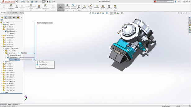 SOLIDWORKS 2019 Technology Preview - Part 1