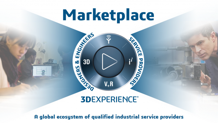 The 3DEXPERIENCE Marketplace – The Amazon of Manufacturing