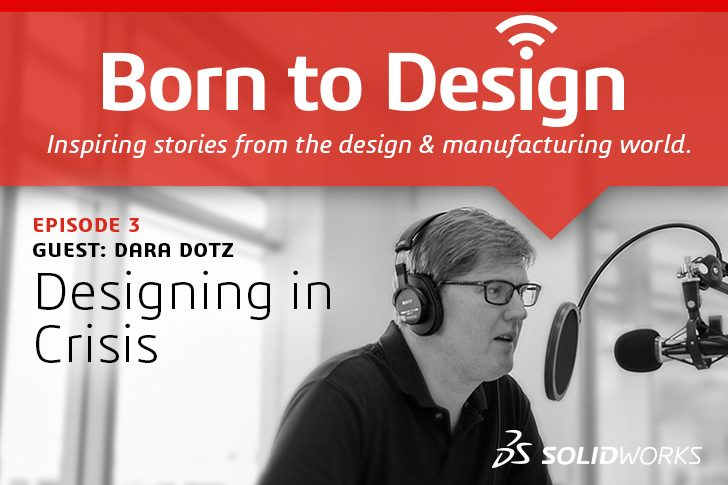 PODCAST – Dara Dotz – Designing in Crisis