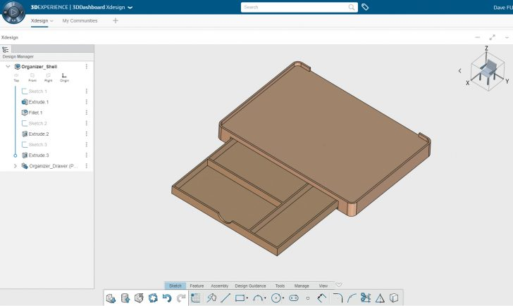 SOLIDWORKS xDesign Challenge Submission: David Furry, Thunder Scientific