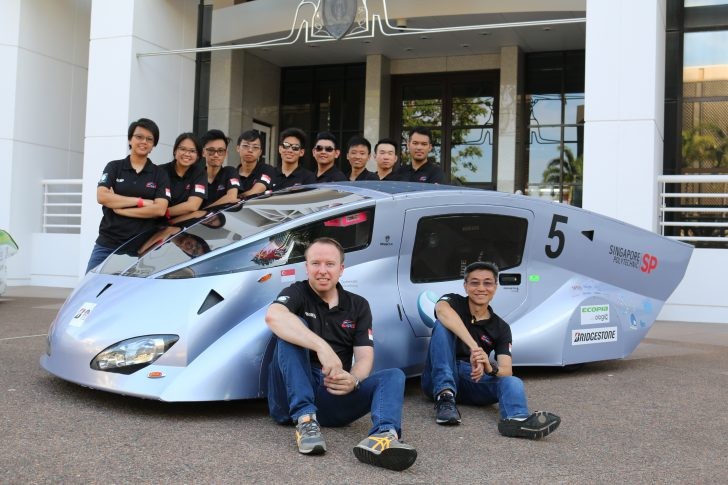 Designing and Building the Solar-Powered Car of the Future