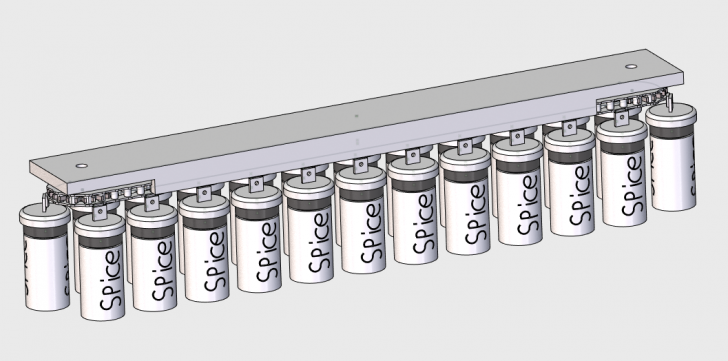 SOLIDWORKS xDesign Challenge Submission: Ethan Kinney