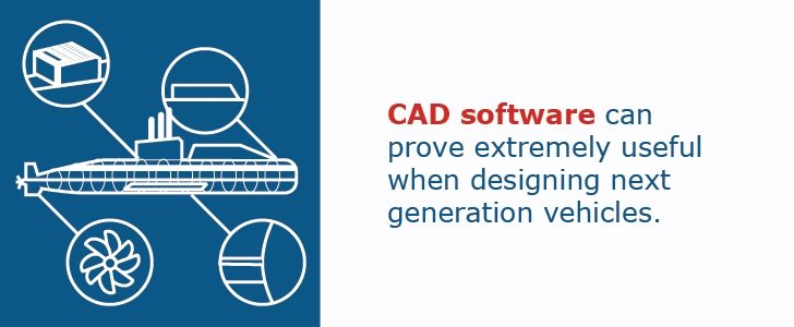 Pushing the envelope: How CAD is driving the world forward