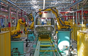 Automotive manufacturing takes off in Thailand