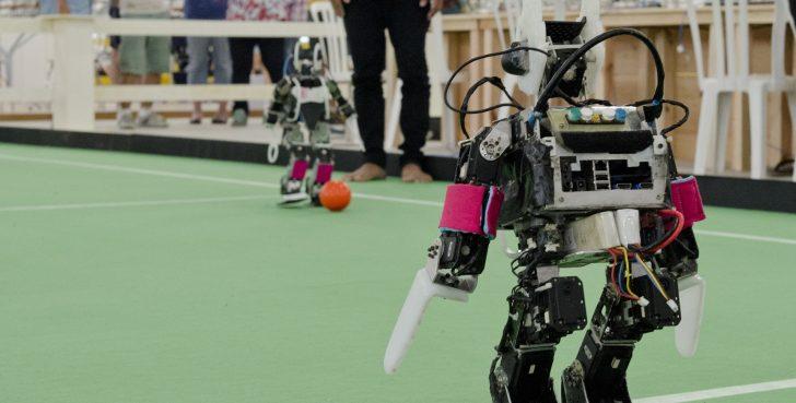 SOLIDWORKS Helps RoboTeam Twente Tackle RoboCup 2018
