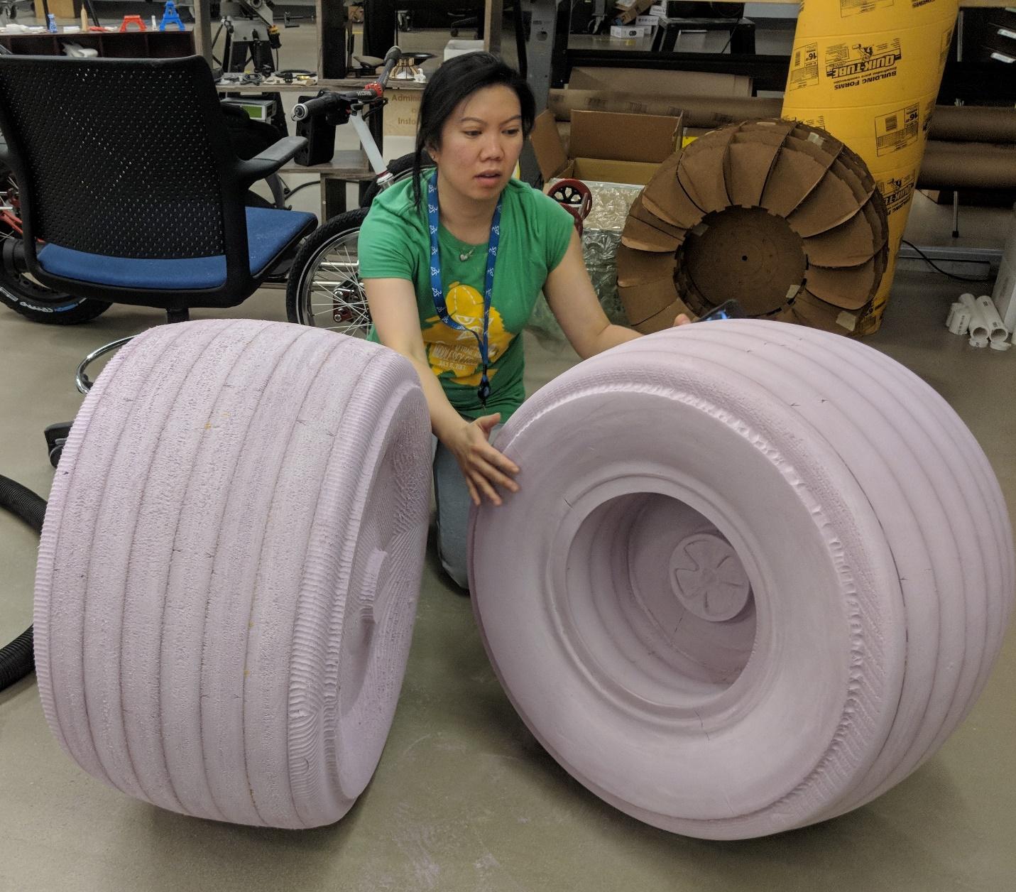 Rodas Gigantes
