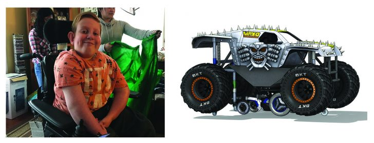 Keep On (Monster) Truckin': Big Wheels Keep On Turning