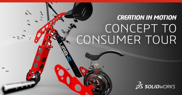 Check out the Concept to Consumer Tour Coming to a City Near You This Summer