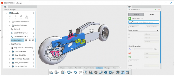 What's New in SOLIDWORKS xDesign