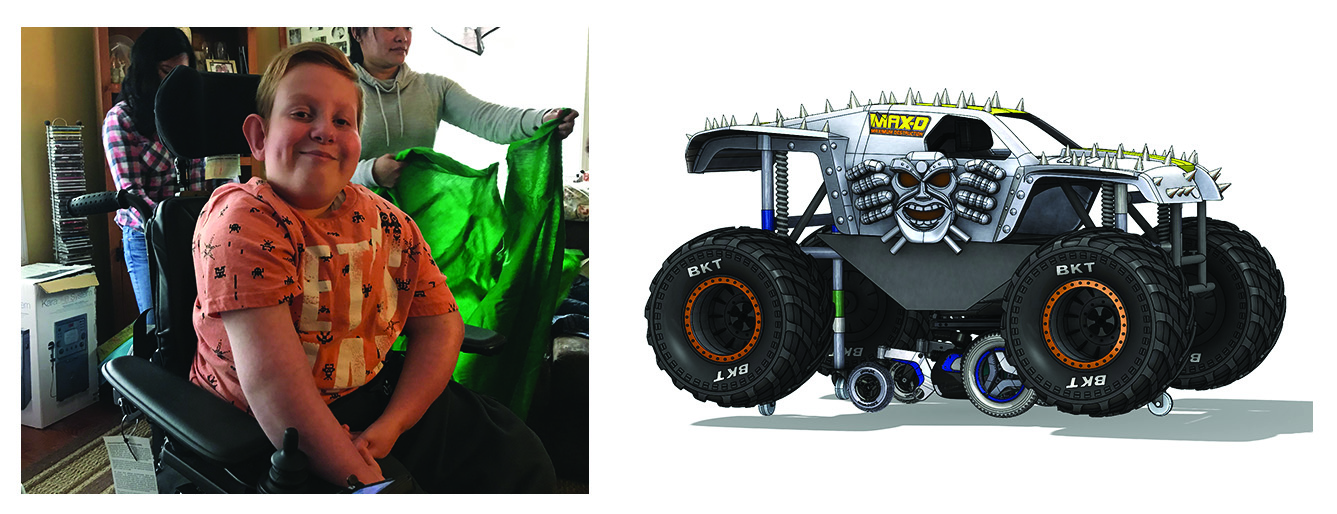Keep On Monster Truckin': Speeding Towards the Finish Line