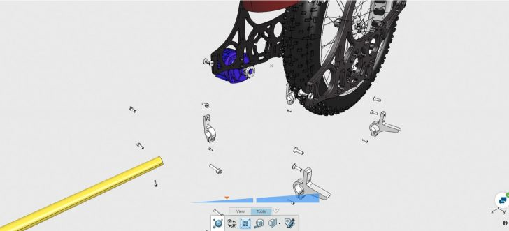 xDesign: Beyond Browser-Based 3D CAD