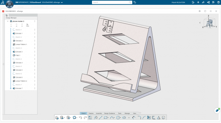 SOLIDWORKS xDesign to the Rescue