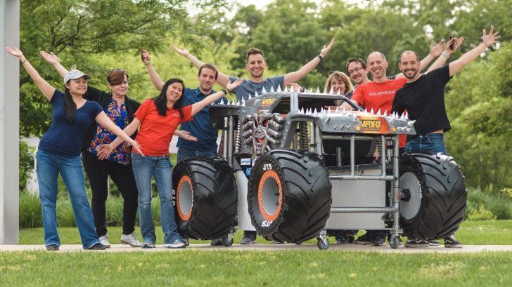 Keep On (Monster) Truckin': Meet the Team