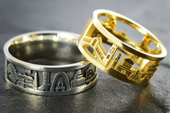Create Your Own Ring With SOLIDWORKS Sell