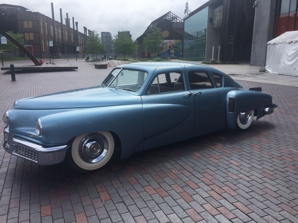 Recreating Classic Cars With Cad Tucker Torpedo Project Update