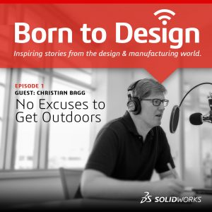 Born to Design Podcast No 1
