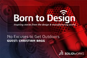 Born to Design Podcast - Christian Bagg