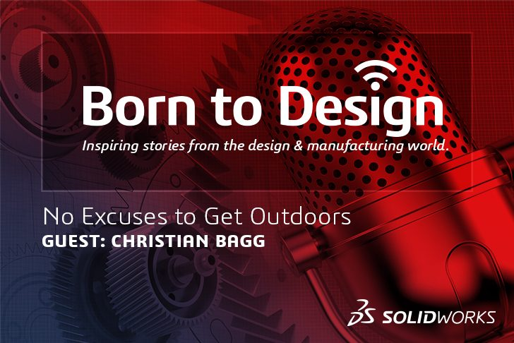 No Excuses To Get Outdoors with Christian Bagg – Ep1