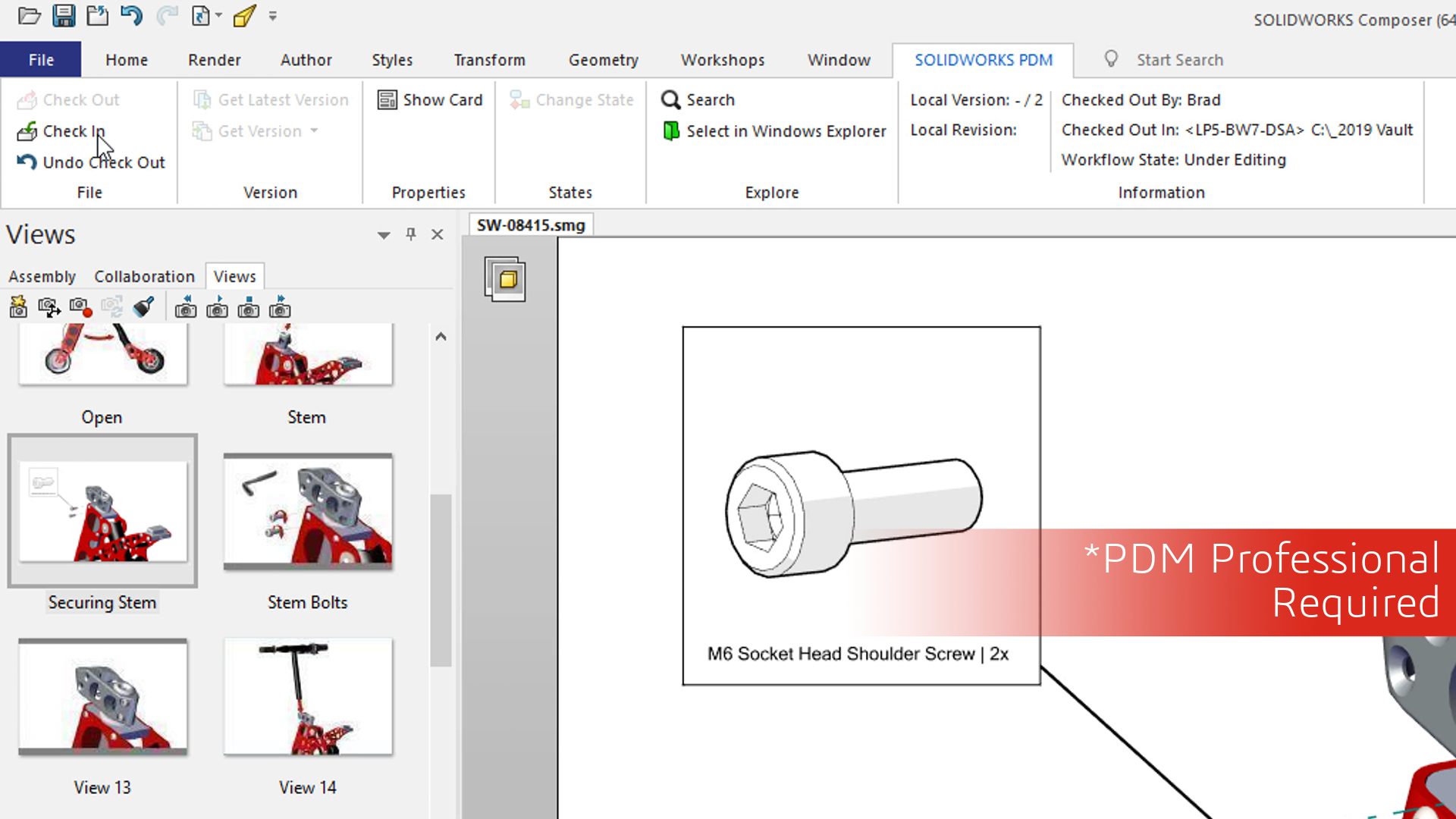 Uddating solidworks from 2019 to 2019
