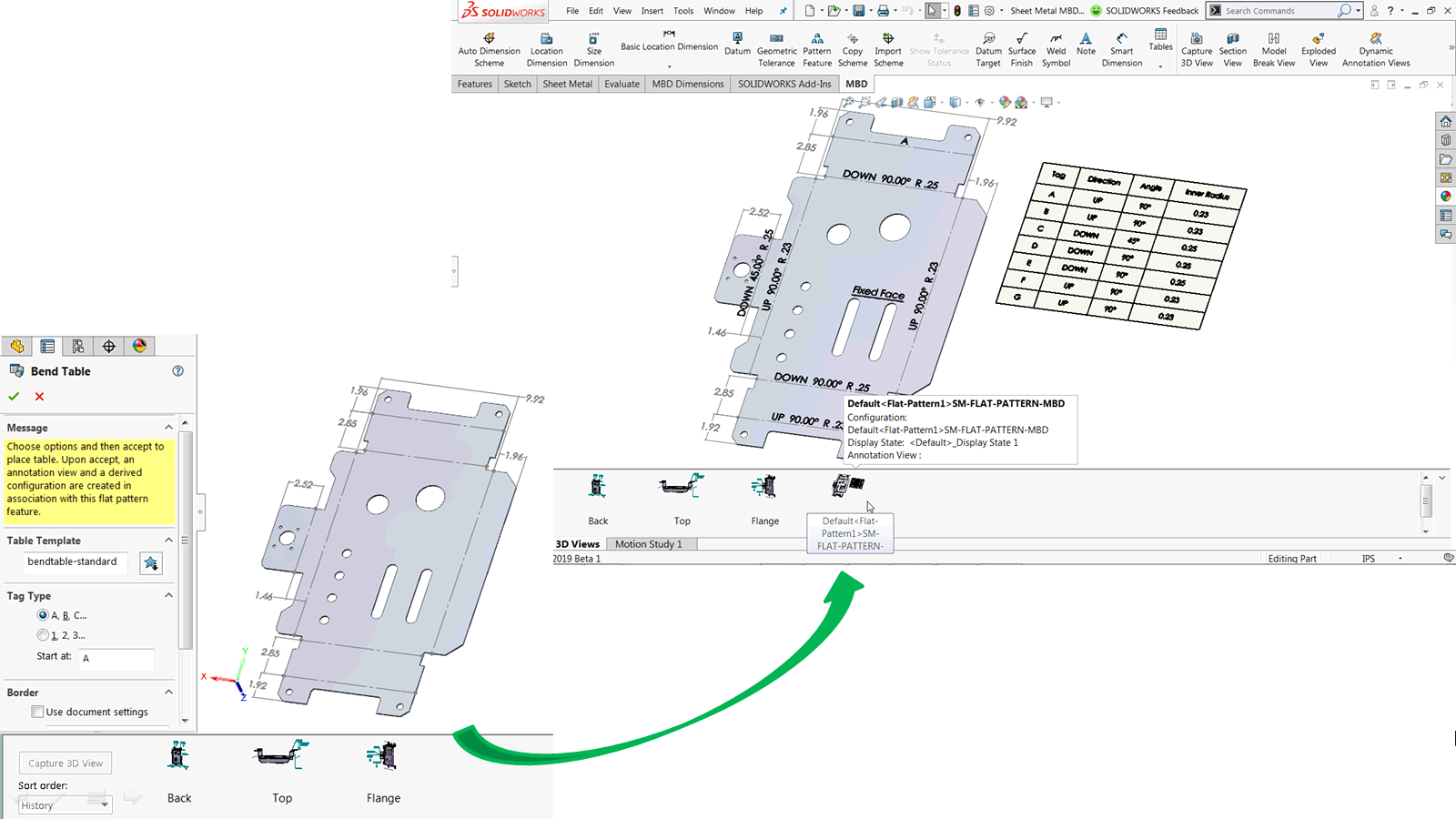 Empower The Model Based Enterprise Mbe With Solidworks Mbd 2019