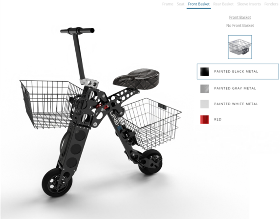 Configure and Render Products on-the-fly and on-line with SOLIDWORKS Sell