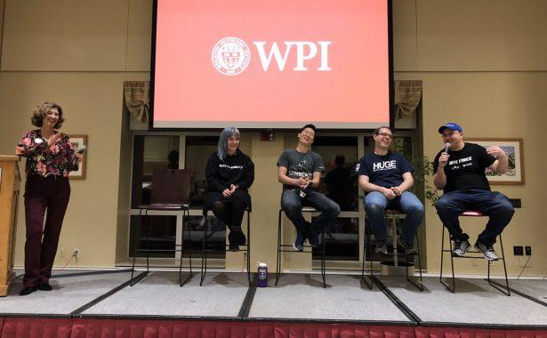 WPI BattleBots 2018