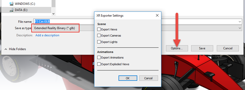 Introducing SOLIDWORKS Extended Reality