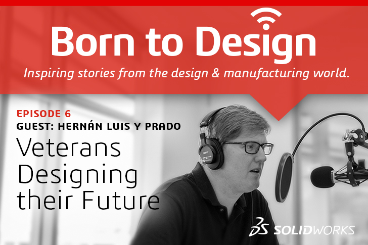Born to Design Podcast Ep6-Workshops for Warriors