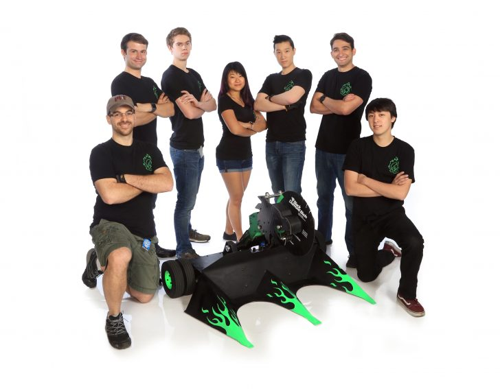 How BattleBots SawBlaze Cuts through its Competition using SOLIDWORKS