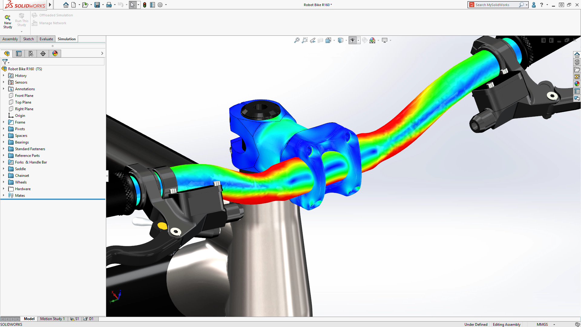 New SOLIDWORKS 2019 Simulation and Data Management Solutions are Unveiled  Live