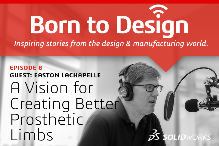 Born to Design Podcast - Easton LaChapelle