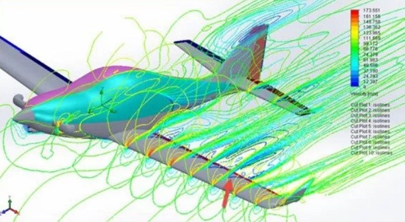 Where Dreams Take Flight—Designing Clean, Energy-Efficient Aircrafts with SOLIDWORKS