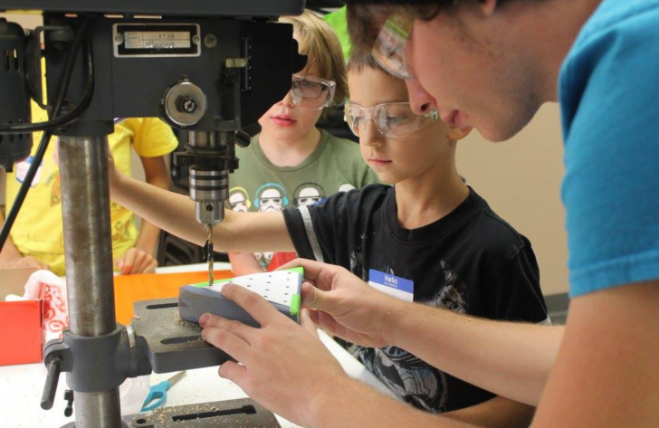 The Robotics Mom: Shelly Gruenig's Passion for Working with Young People