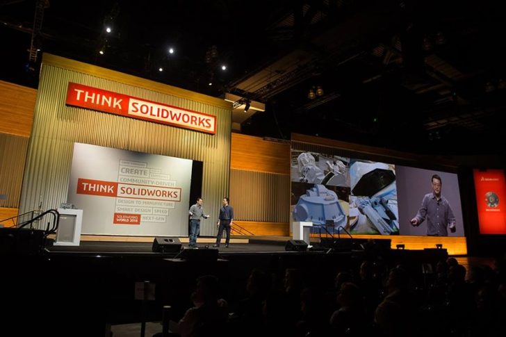 Choose Your Own General Session at SOLIDWORKS World 2019