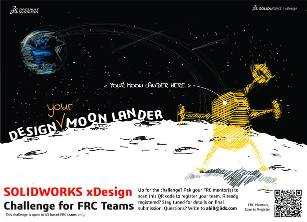 SOLIDWORKS xDesign Challenge for FRC Teams
