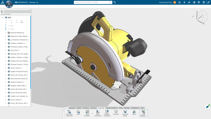 SOLIDWORKS xDesign at SOLIDWORKS World 2019