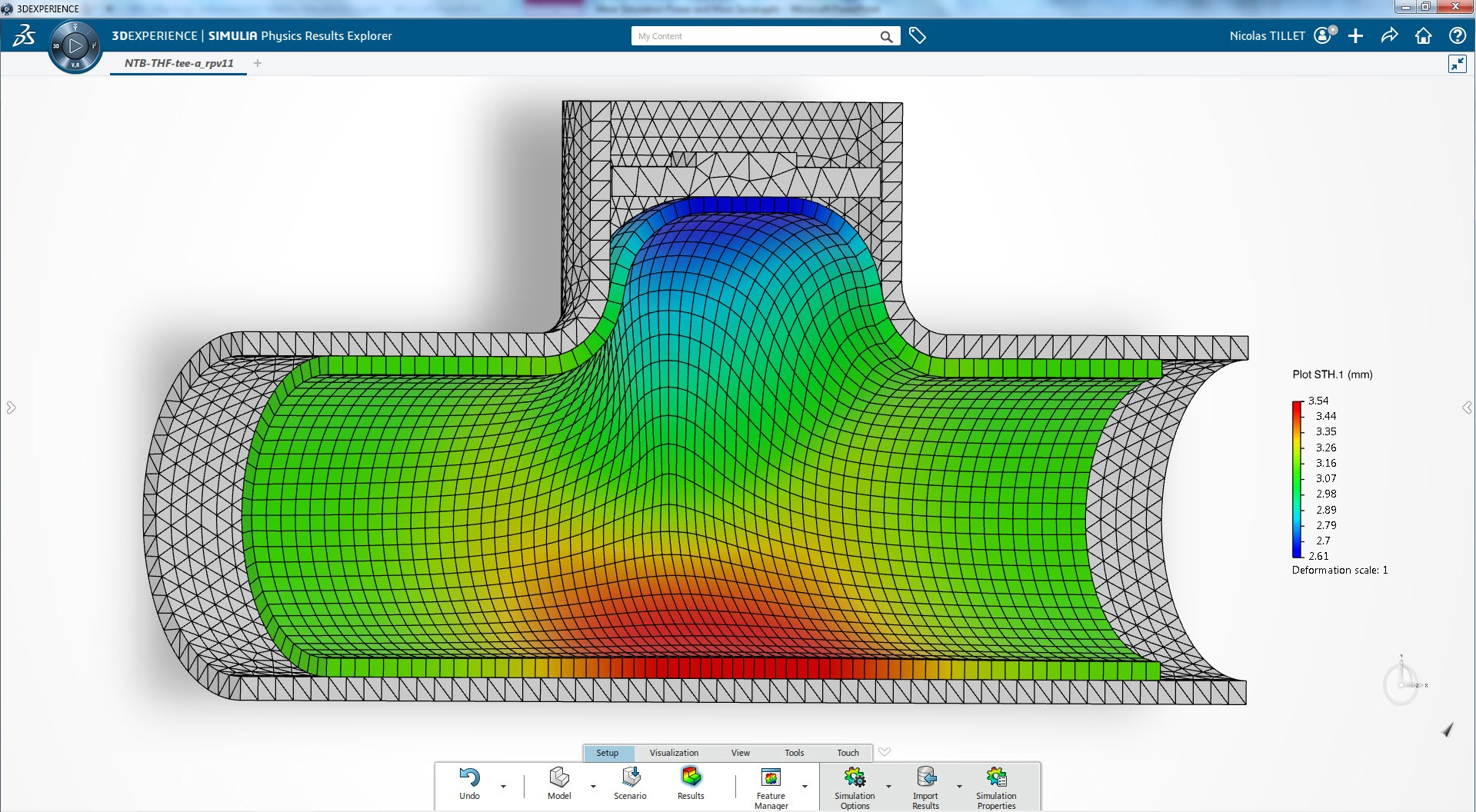 SIMULIA Structural Simulation Engineer - Solving Complex