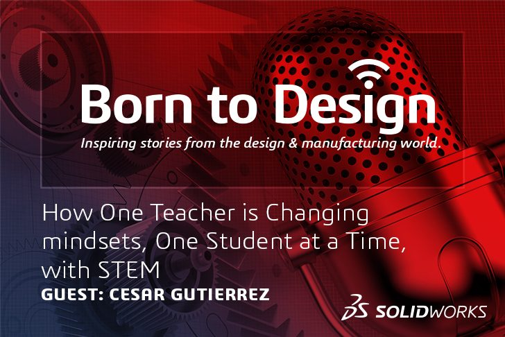 [Podcast] How One Teacher is Changing mindsets, One Student at a Time, with STEM