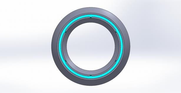 Potential wheel design