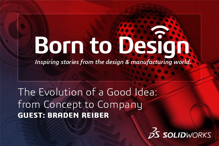 The Evolution of a Good Idea: from Concept to Company – Ep14