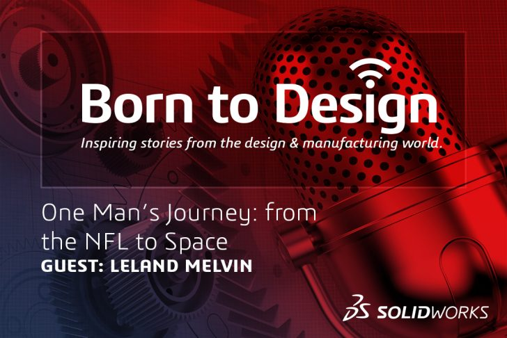One Man's Journey: from the NFL to Space with Leland Melvin of NASA – Ep15