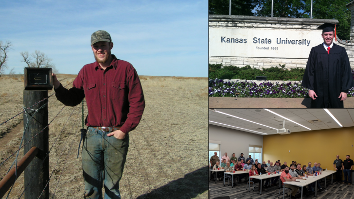 Developing the Community in Kansas in More Ways Than One