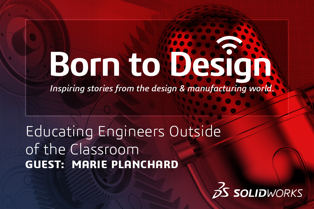 Born to Design Podcast Ep.17 - Marie Planchard