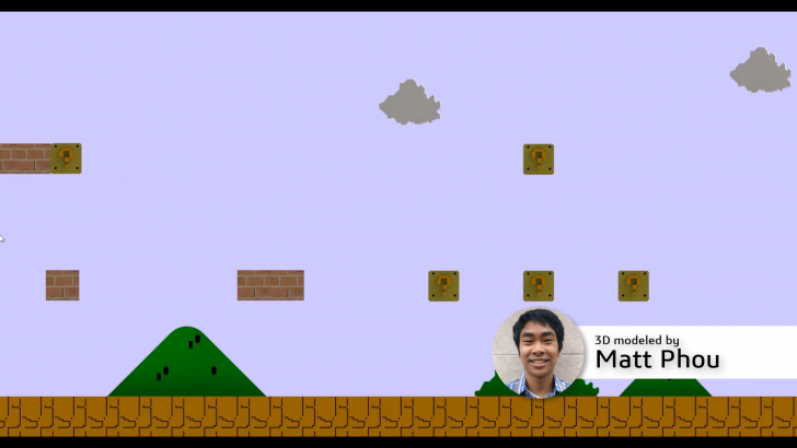 The One About the Bioengineer, SOLIDWORKS, and Super Mario Bros.