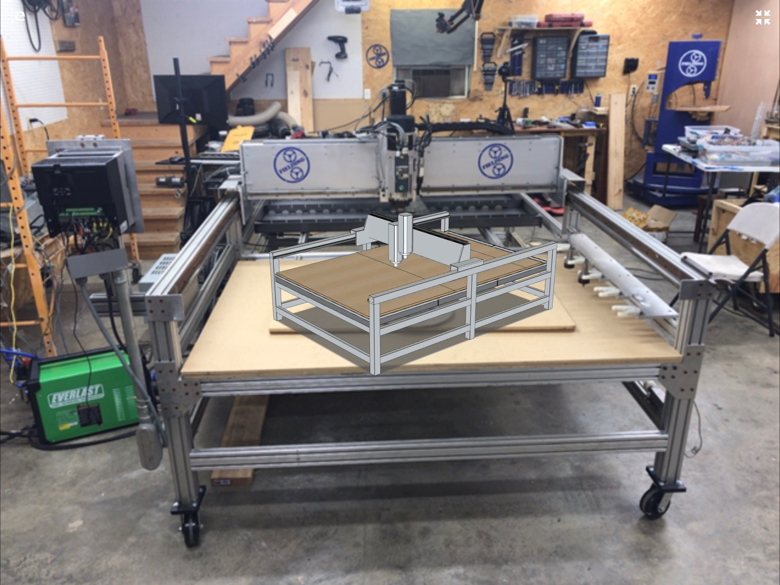 Building Your Own Personal Cnc Machine  A Three